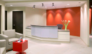 Paint Your Office Building to Match Your Brand