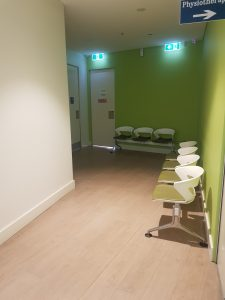 clinic painting
