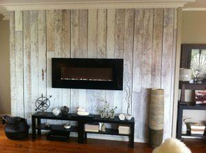 wallpaper installation project