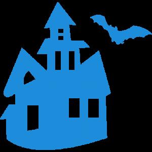 haunted mansion icon